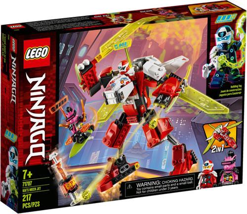LEGO Ninjago Kai's Mech Suit Set #71707