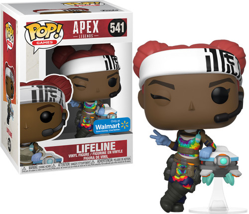 Funko Apex Legends POP! Games Lifeline Exclusive Vinyl Figure #541 [Tie Dye]