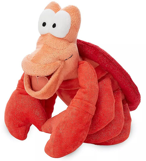 Disney The Little Mermaid 30th Anniversary Sebastian Exclusive 8-Inch Plush