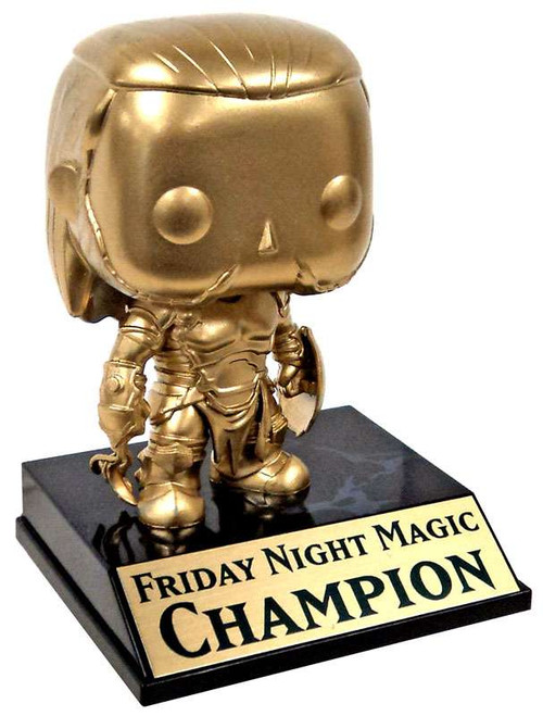 Funko MtG POP! Magic Friday Night Magic Gideon Jura Trophy Vinyl Figure #07