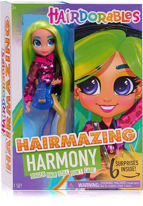 Hairdorables Hairmazing Harmony Doll