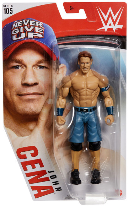 WWE Wrestling Series 105 John Cena Action Figure