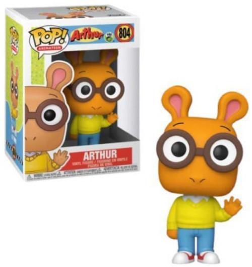 Funko Arthur the Aardvark POP! Animation Arthur Vinyl Figure #804