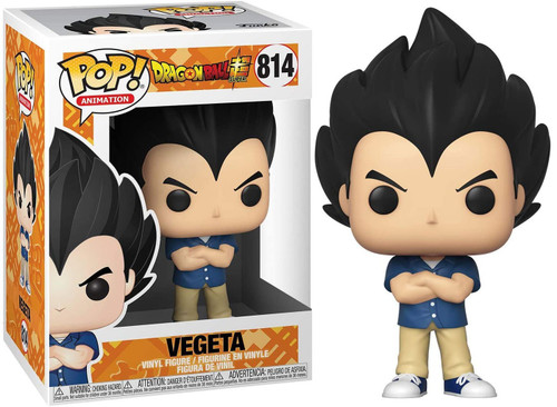 Dragon Ball Super POP! Animation Vegeta Vinyl Figure