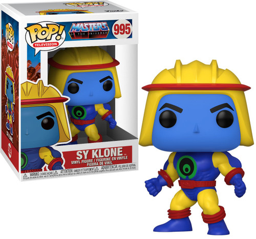Funko Masters of the Universe POP! Animation Sy Klone Vinyl Figure #995