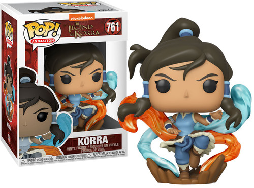 Funko The Legend of Korra POP! Animation Korra Vinyl Figure (Pre-Order ships November)