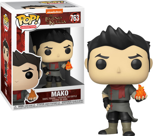 Funko The Legend of Korra POP! Animation Mako Vinyl Figure #763