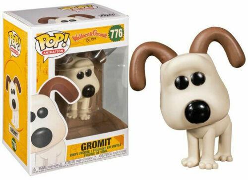 Funko Wallace & Gromit POP! Animation Gromit Vinyl Figure #776