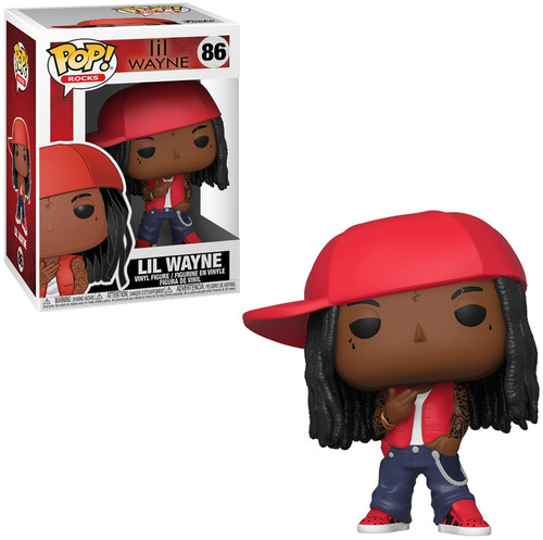 Funko POP! Rocks Lil Wayne Vinyl Figure #86