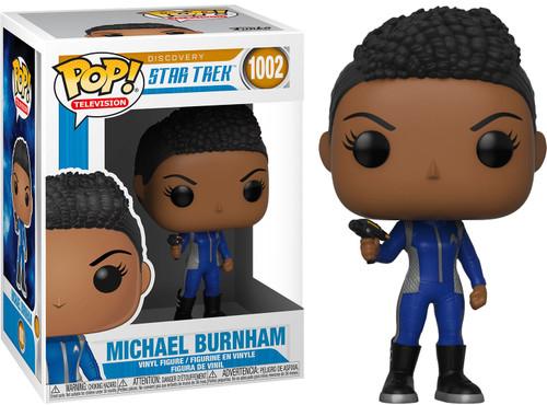 Funko Star Trek Discovery POP! TV Michael Burnham Vinyl Figure #1002
