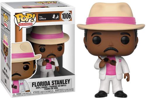 Funko The Office POP! TV Florida Stanley Vinyl Figure #1006