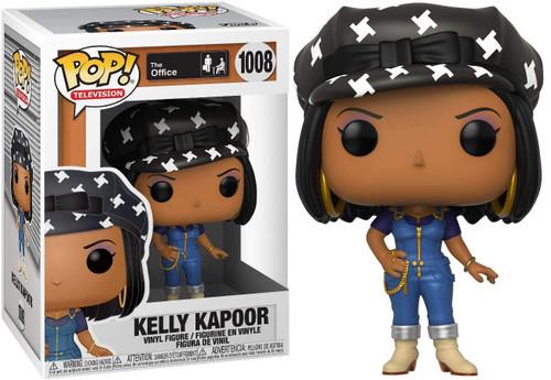 Funko The Office POP! TV Kelly Kapoor Vinyl Figure #1008 [Casual Friday]