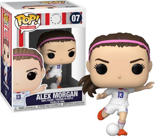 Funko United States Womens National Team POP! Sports Alex Morgan Vinyl Figure