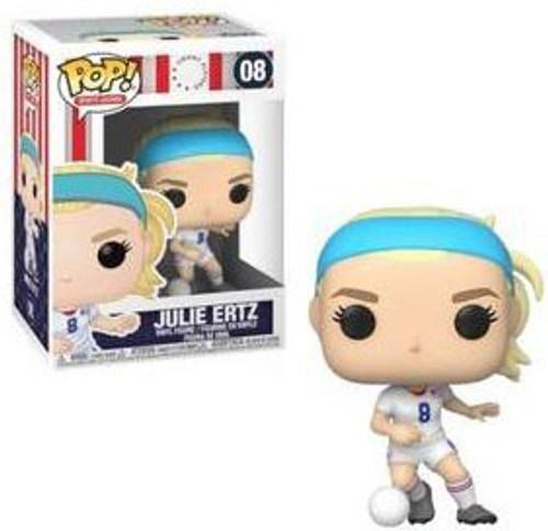 Funko United States Womens National Team POP! Sports Julie Ertz Vinyl Figure #08