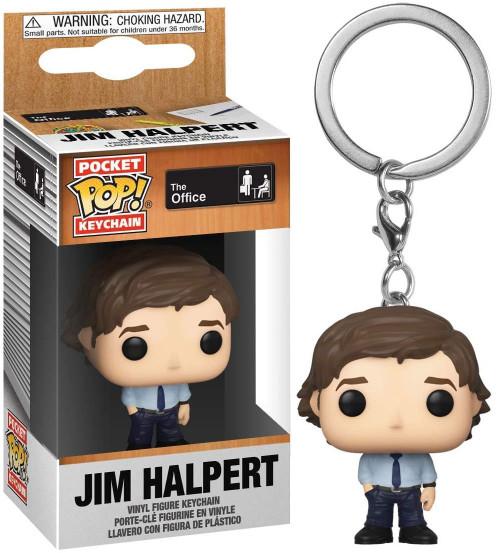 Funko The Office Pocket POP! Jim Halpert Keychain