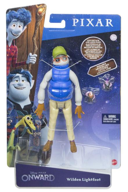Disney / Pixar Onward Wilden Lightfoot Action Figure [with Sprites Cobweb & Dewdrop]