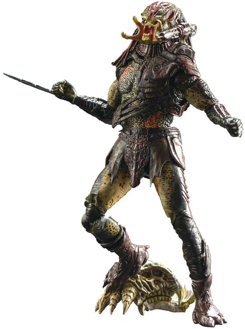 Predators Berserker Predator Action Figure [Unmasked] (Pre-Order ships April)