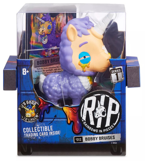 RIP Rainbows in Pieces Bobby Bruises Figure #012