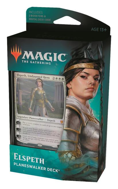 MtG Trading Card Game Theros Beyond Death Elspeth Planeswalker Deck