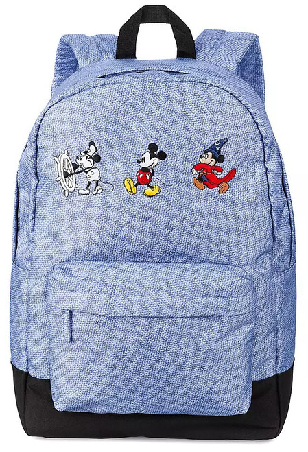 Disney Mickey Mouse Through the Years Exclusive Backpack