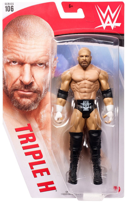 WWE Wrestling Series 106 Triple H Action Figure