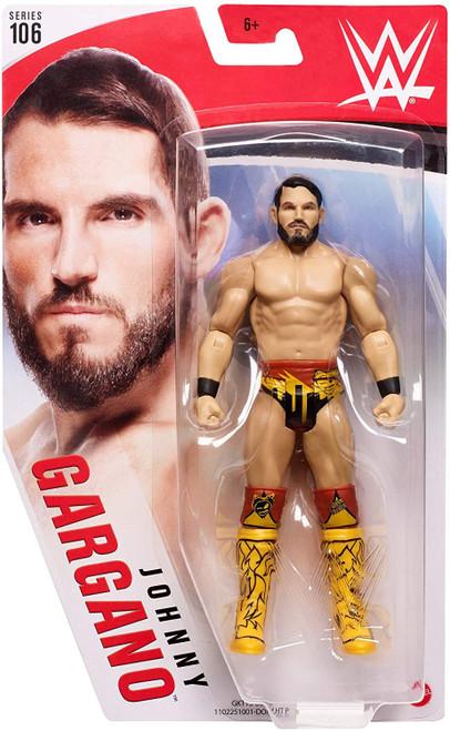 WWE Wrestling Series 106 Johnny Gargano Action Figure