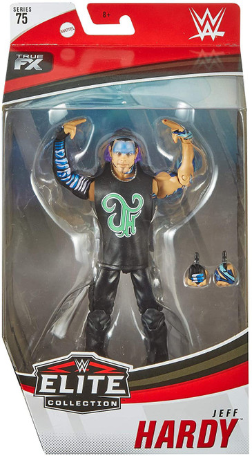 WWE Wrestling Elite Collection Series 75 Jeff Hardy Action Figure