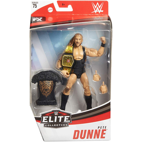 WWE Wrestling Elite Collection Series 75 Pete Dunne Action Figure