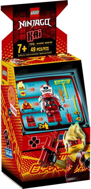 LEGO Ninjago Kai Avatar - Arcade Pod Set #71714