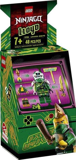 LEGO Ninjago Lloyd Avatar - Arcade Pod Set