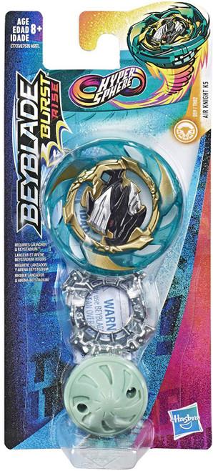Beyblade Burst Rise Hypersphere Air Knight K5 Single Top