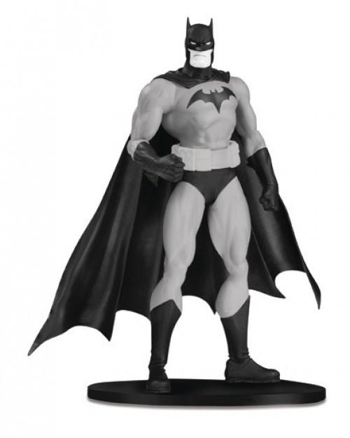 Batman Black & White Series 3 Jim Lee 3.75-Inch Mini Statue [Loose]