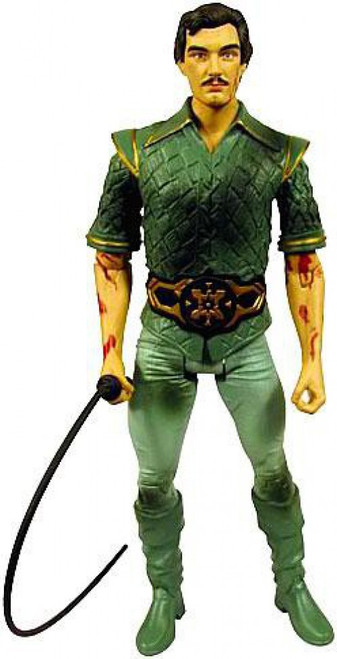 Flash Gordon Series 2 Prince Barin Exclusive Action Figure [Battle Damage, Loose]