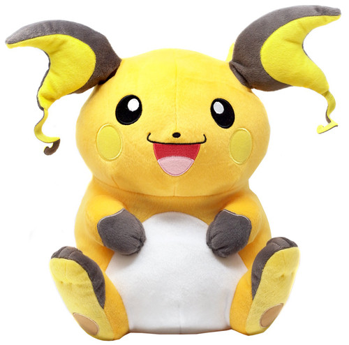 Pokemon Raichu 12-Inch Plush
