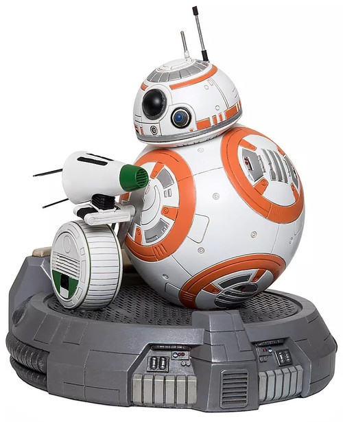 Star Wars The Rise of Skywalker BB-8 & D-O Figurine Statue