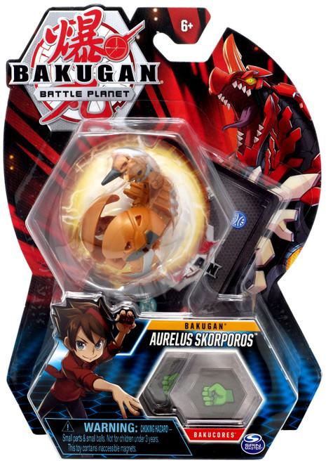 Bakugan Battle Planet Bakugan Aurelus Skorporos