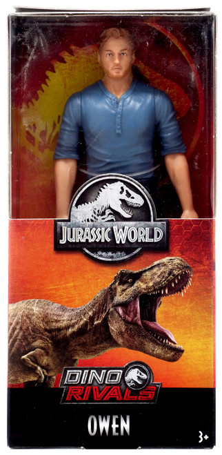 Jurassic World Fallen Kingdom Dino Rivals Owen Action Figure