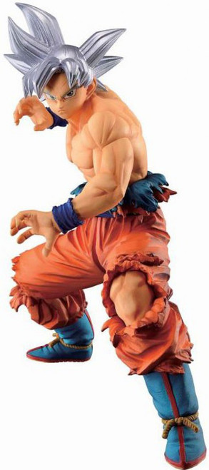 Dragon Ball Ichiban Son Goku Ultra Instinct 8.2-Inch Collectible PVC Figure [Ultimate Version]