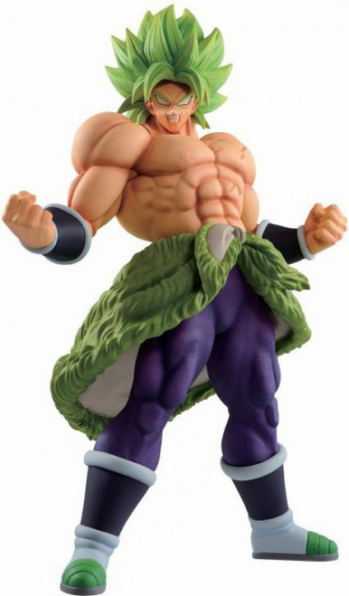 Dragon Ball Ichiban Super Saiyan Broly Full Power 11.8-Inch Collectible PVC Figure [Ultimate Version]