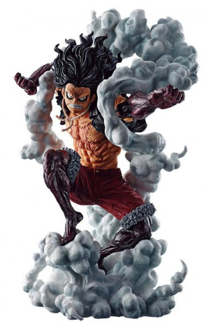 One Piece Ichiban Luffy Gear 4 Snakeman 8.4-Inch Collectible PVC Figure [Battle Memories]