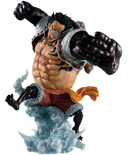 One Piece Ichiban Luffy Gear 4 Boundman 8.6-Inch Collectible PVC Figure [Battle Memories]