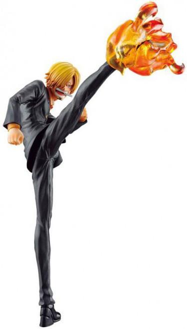 One Piece Ichiban Sanji 6.6-Inch Collectible PVC Figure [Battle Memories]