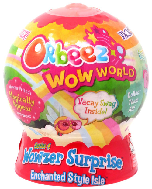 Orbeez Wow World Series 4 Enchanted Style Isle Mystery Pack