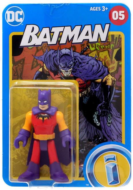 Fisher Price DC Super Friends Imaginext Zur-En-Arrh Batman Figure