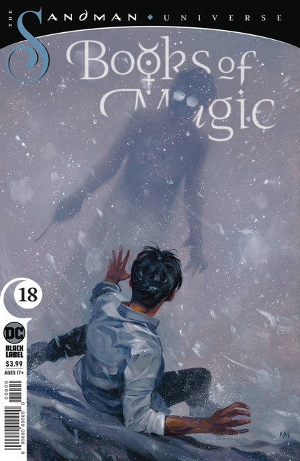 DC Books of Magic #18 The Sandman Universe Comic Book