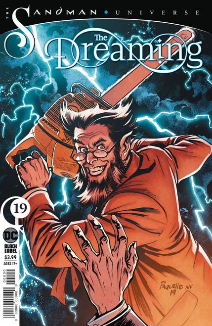DC Dreaming #19 The Sandman Universe Comic Book