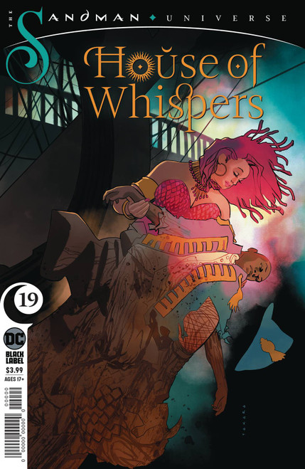 DC House of Whispers #19 The Sandman Universe Comic Book