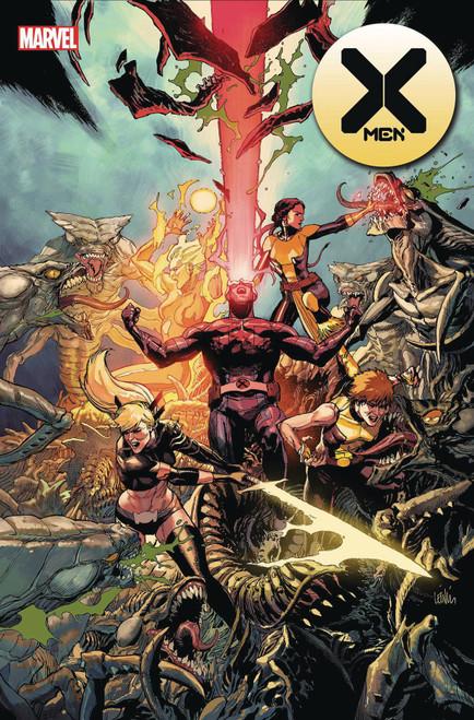 Marvel X-Men #8 Comic Book