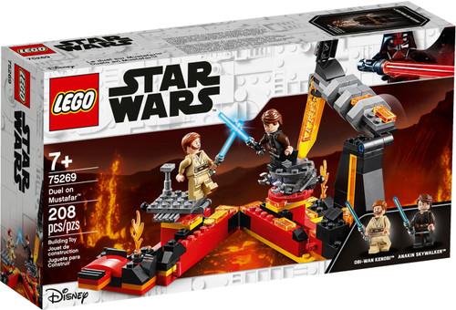 LEGO Star Wars Duel on Mustafar Set #75269