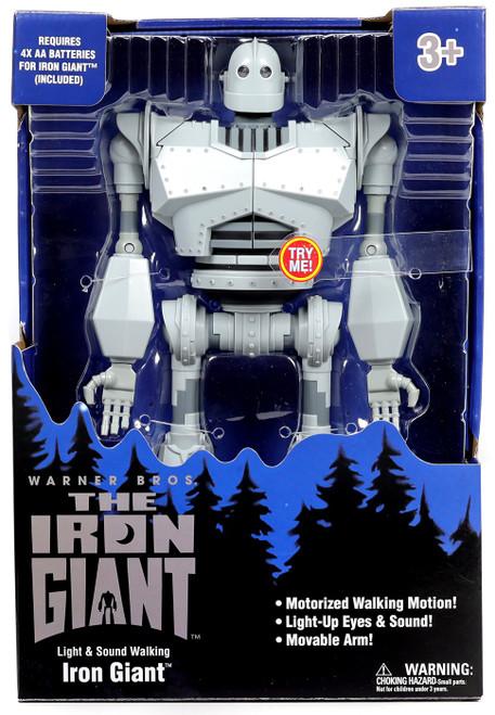 The Iron Giant Iron Giant Exclusive Electronic Action Figure [Light & Sound Walking]
